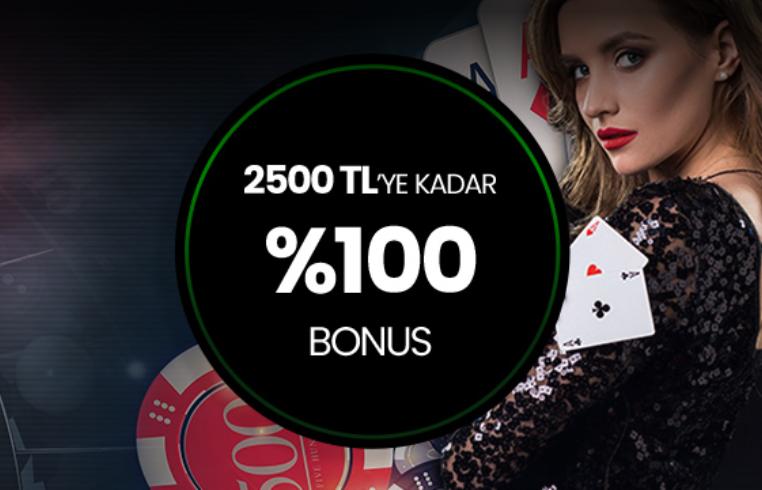 2500 TL Bonus Kazan