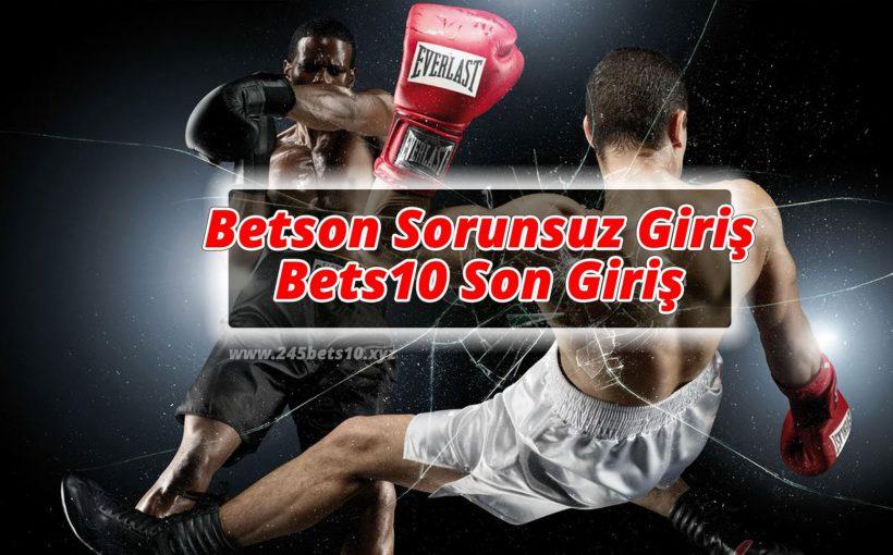 Betson10 Giris