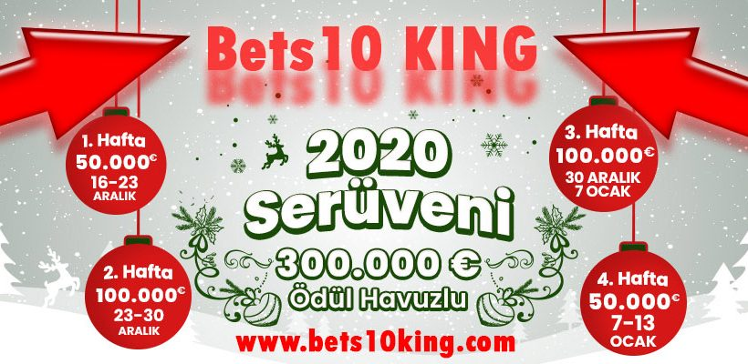 Bets10 King